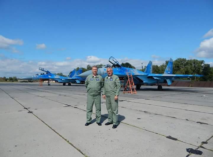 Военные летчики вернулись с международного авиационного показа «International Airshow-2017»