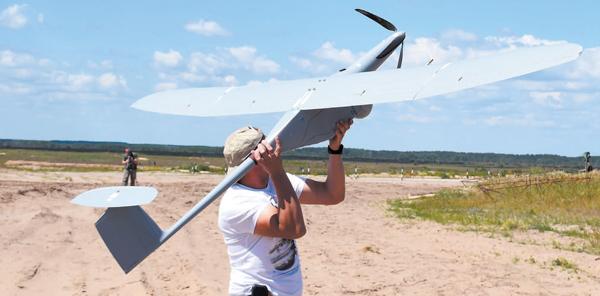 Противостояние беспилотных технологий в небе Донбасса