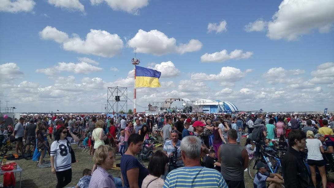 Во время масштабного фестиваля «Вільне небо» пройдет шоу воздушных змеев