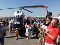 Запорожье впервые принимает Чемпионат Украины по вертолетному спорту