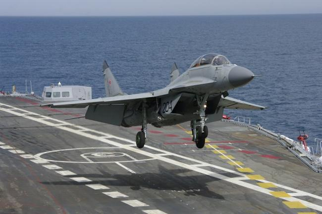 ВМФ Индии отказывается от бракованных российских МиГ-29К, посадка которых выглядит как «авиакатастрофа» — Defense News