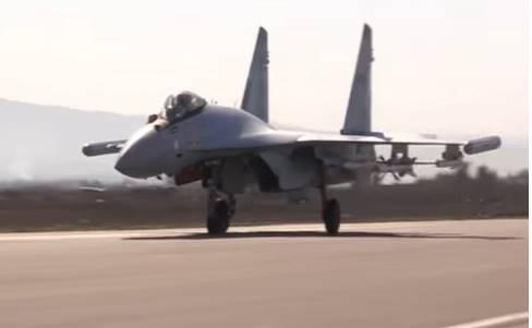 Индонезия ждет решения России по бартеру истребителей Су-35