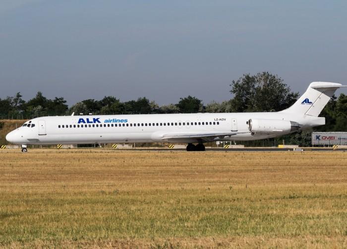 Авиакомпания Ernest позаимствовала McDonnell Douglas