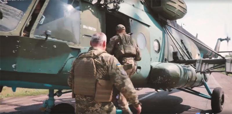 Военные патрулируют Азовское побережье