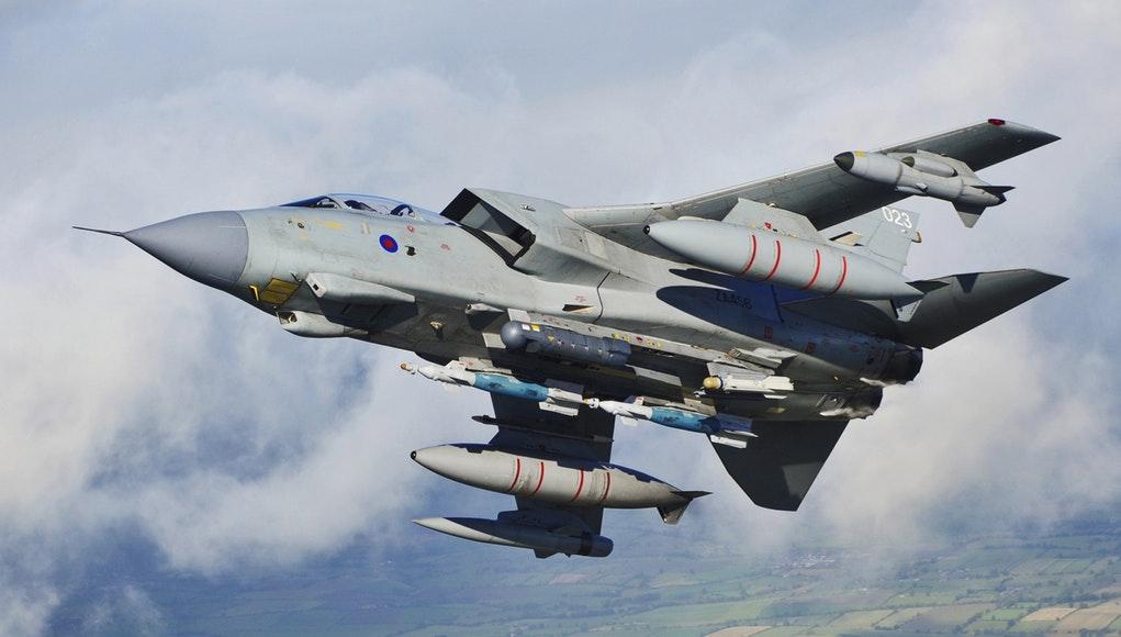 Британцы перехватили российские самолеты у Крыма
