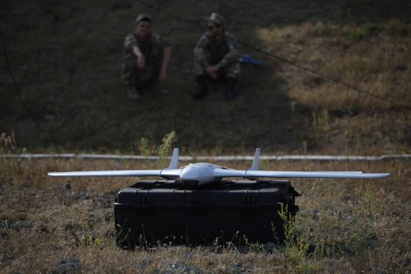 Беспилотная военная авиация: успехи и проблемы