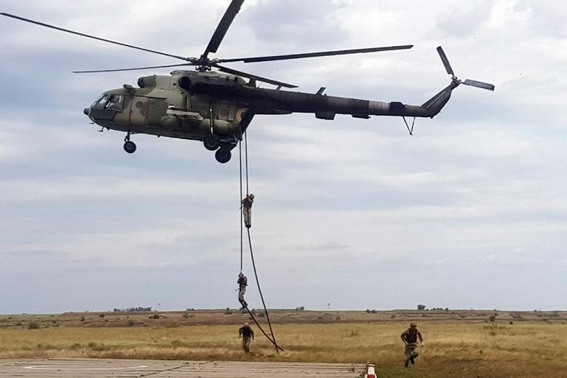 ДШВ хотят собственную бригаду десантных вертолетов