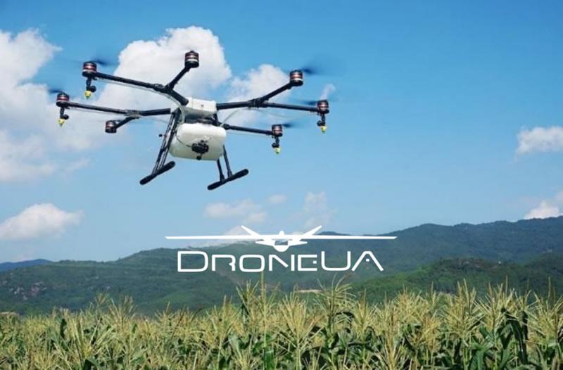 Компания DroneUA будет партнером экспозиции на выставке AgroComplex