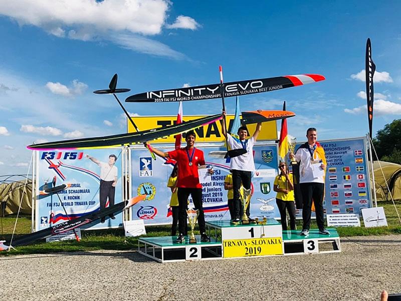 Украинец стал победителем международных соревнований