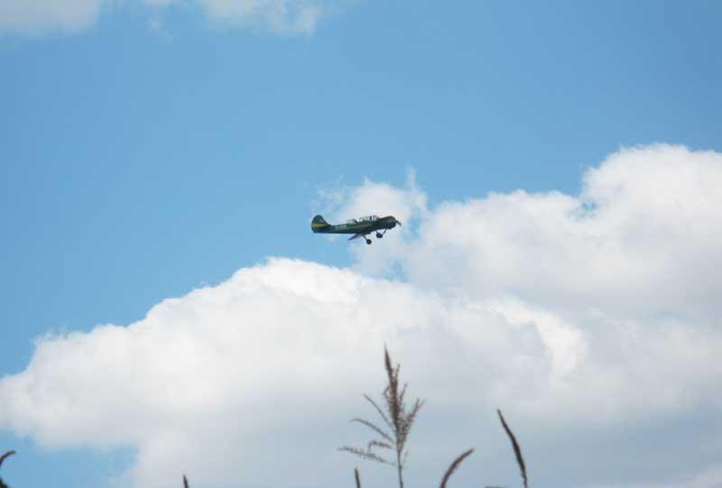 В Федоровке состоится авиафестиваль
