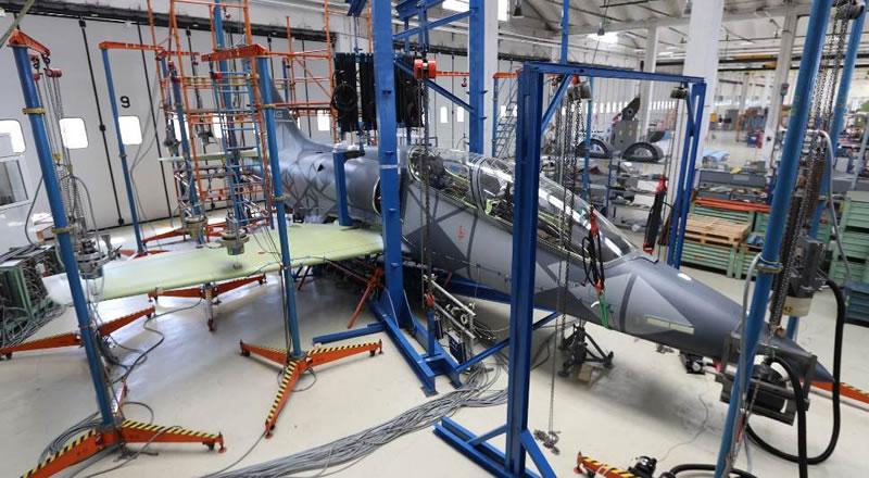 Поставки L-39NG должны начаться через год