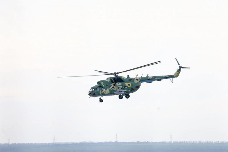 Авиация ВМС получила Ми-8МСБ