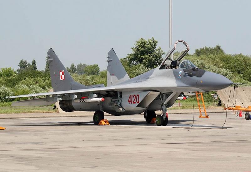 Польша рассматривает возможность модернизации МиГ-29 вместе с Украиной