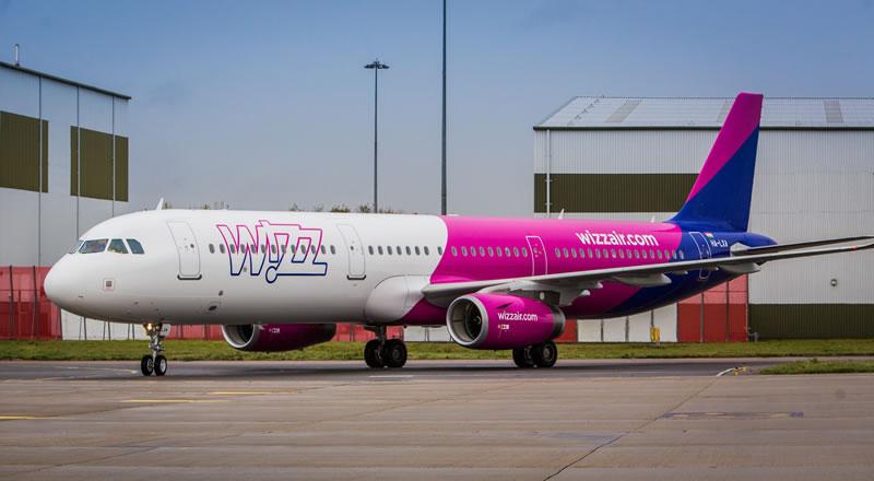 Wizz Air получила последний Airbus A321ceo
