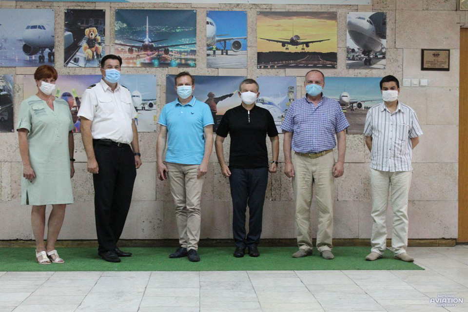 В НАУ прошел очередной курс ИКАО по безопасности в авиации