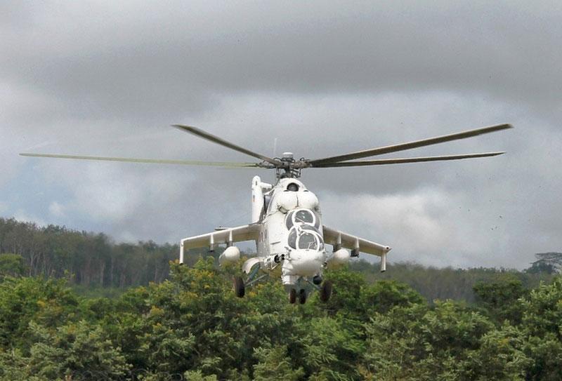 Украинские миротворцы в Либерии контролируют ситуацию на воздушных границах шести государств