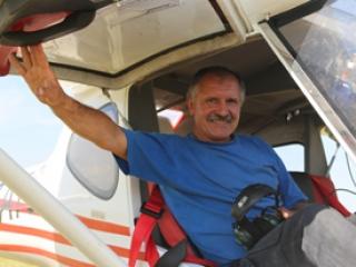 Одессит стал Чемпионом Украины по высшему пилотажу