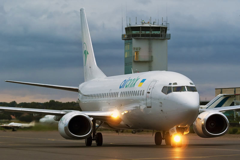Air Onix запустила чартерную программу в Египет из городов Украины