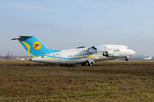РФ сдерживает сотрудничество по проекту Ан-148 - Н.Подгребельный