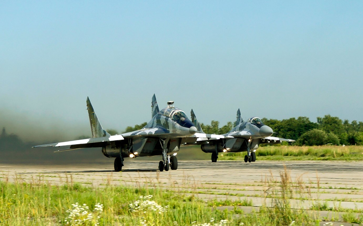 Воинские части Воздушных Сил ВСУ приведены в боевую готовность с целью проверки