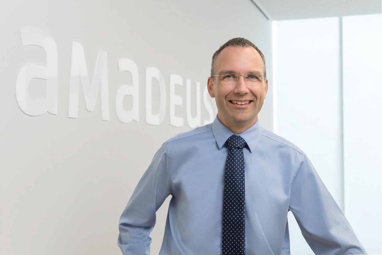 В Amadeus важное назначение: Йост Шуринг возглавит регион EMEA