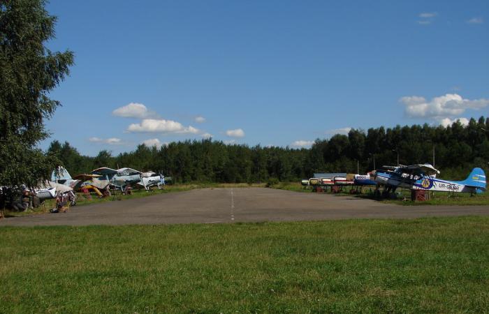 На территории аэродрома «Цунев» хотят создать музей авиации
