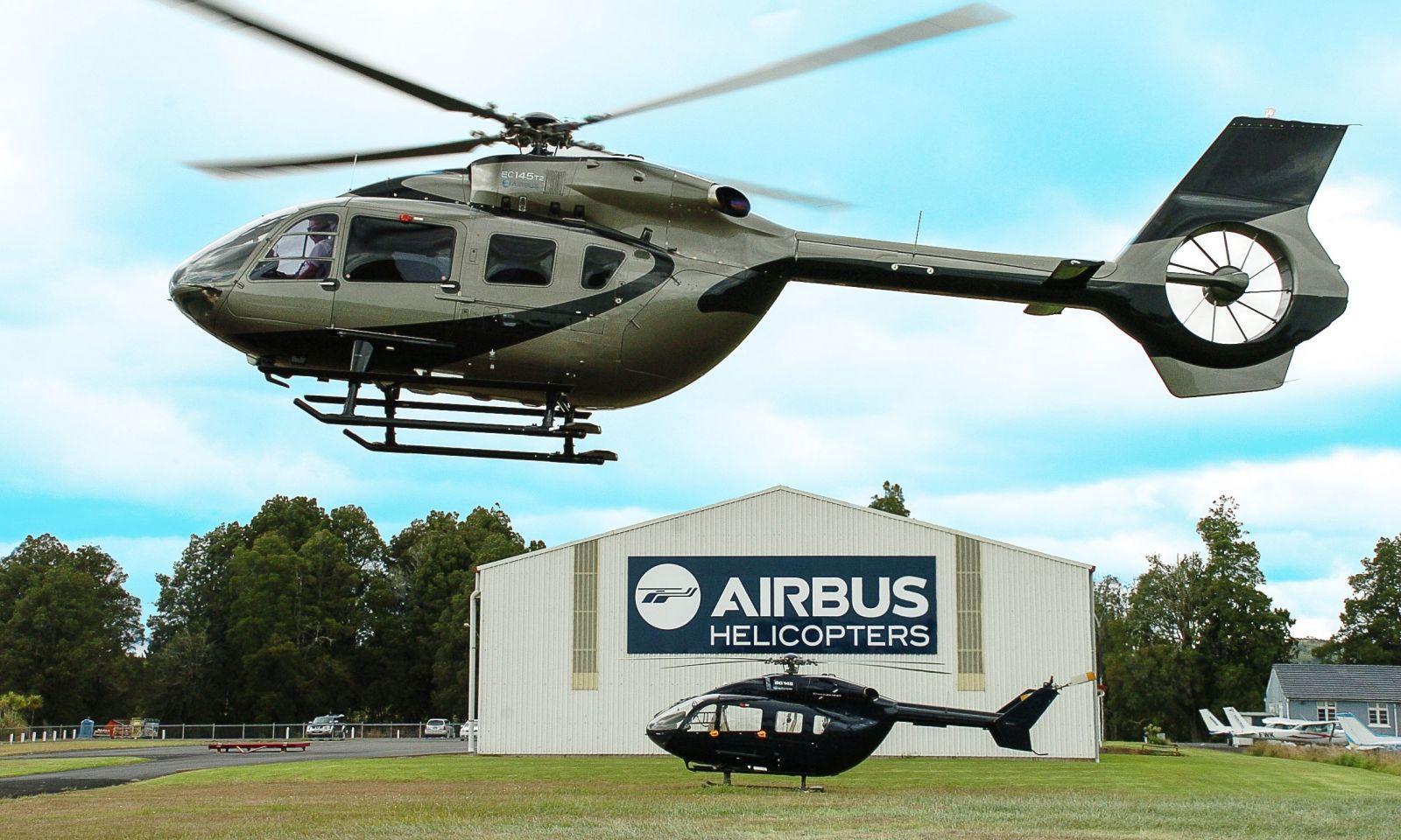 Airbus Helicopters расширяет эксплуатационные возможности вертолета H145