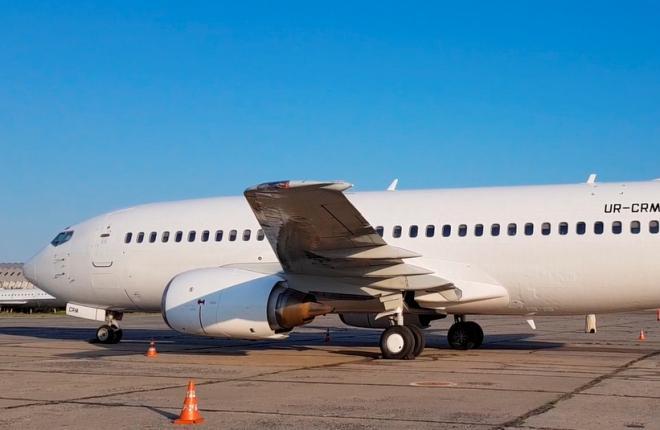 Еще одна небольшая авиакомпания начала летать в Украине