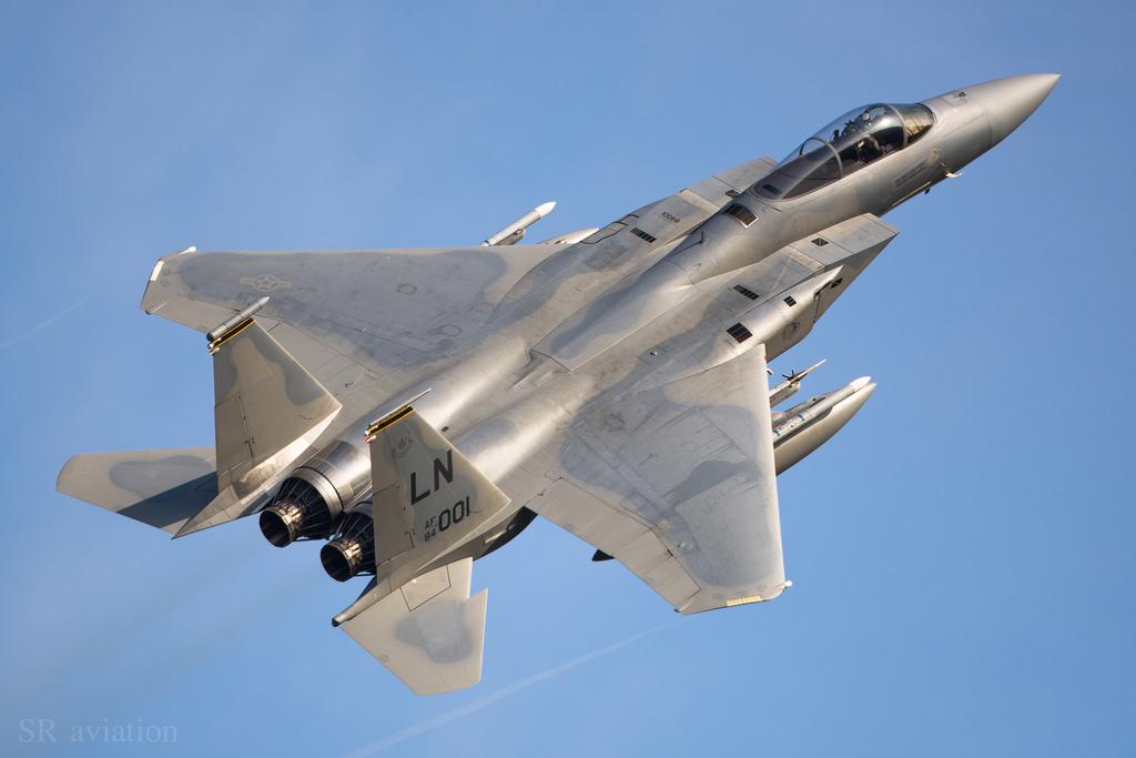 Американская авиация примет участие в украинских учениях