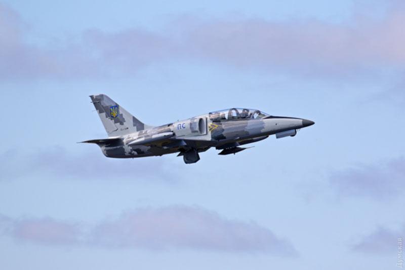 Одесский авиазавод выпустил очередной самолет для Воздушных сил Украины