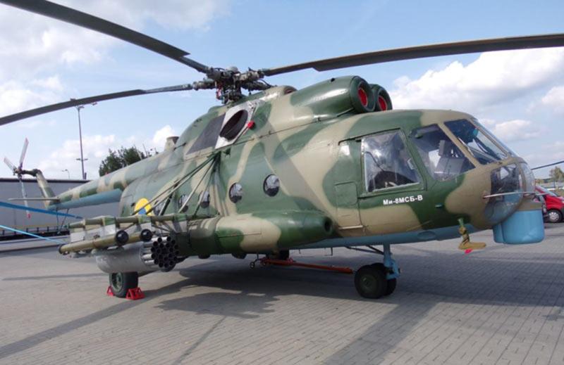 В 2019 году Мотор Сич начнет серийно изготавливать вертолет МСБ-2 Надежда