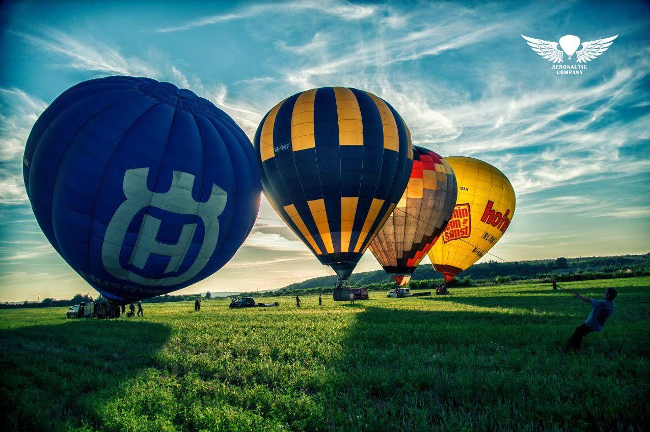 Фестиваль воздушных шаров состоится в Умани