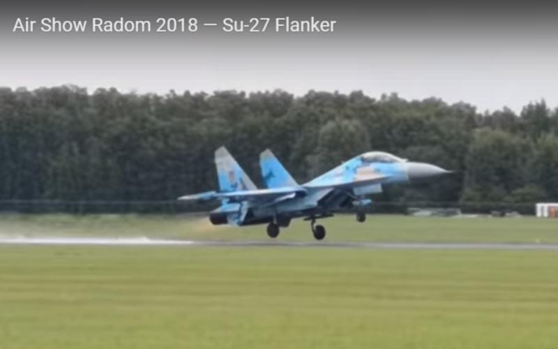 Выступление украинского пилота назвали «изюминкой» авиашоу