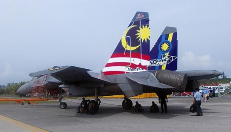 Малайзия пожаловалась на купленные ранее российские истребители