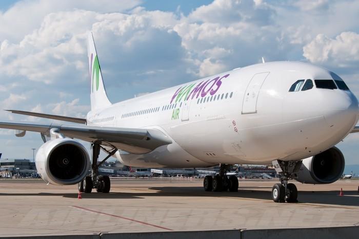 МАУ собирается взять в лизинг Airbus A330