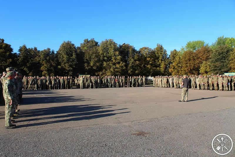 На Херсонщине началось боевое слаживание 18-го отдельного вертолетного отряда