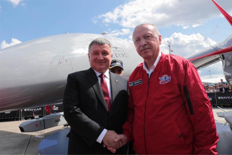 Турция ценит сотрудничество с Украиной в сфере авиации