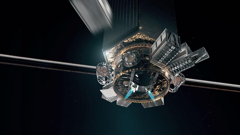 Верховная Рада поддержала законопроект об открытии космоса