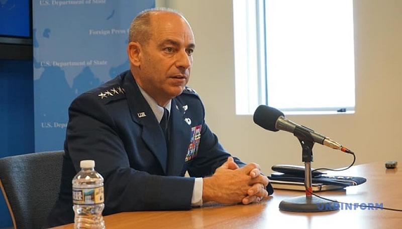 Воздушные силы Украины и США успешно развивают взаимодействие
