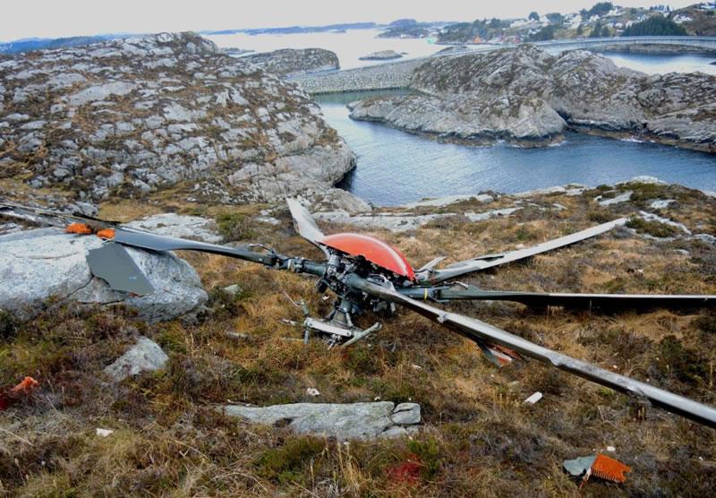 Выяснили причину катастрофы вертолета, аналогичного закупленным МВД Украины