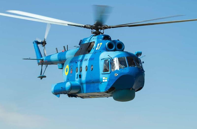 До конца года ВМС Украины получат модернизированный Ми-14