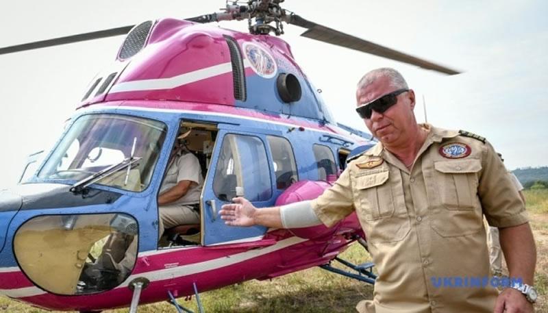 """Авиакомпания """"Мотор Сич"""" продолжит вертолетные экскурсии"""