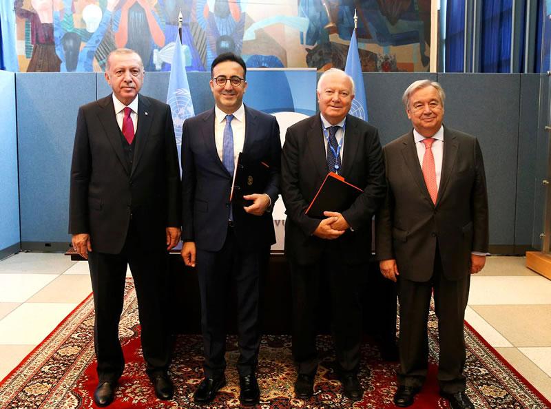 Совместный проект авиакомпании Turkish Airlines и Альянса цивилизаций ООН