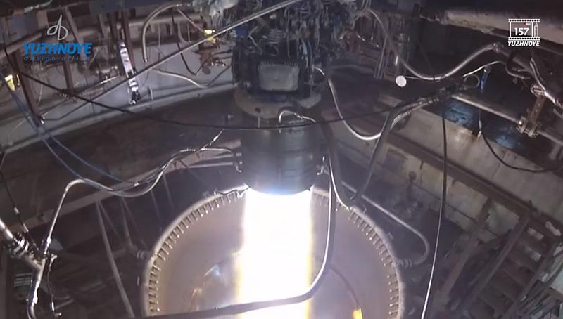 Состоялся второй этап испытаний двигателя для