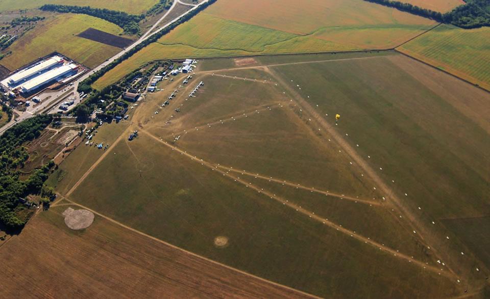 Продлен сертификат постоянной взлетно-посадочной площадки «Коротич»