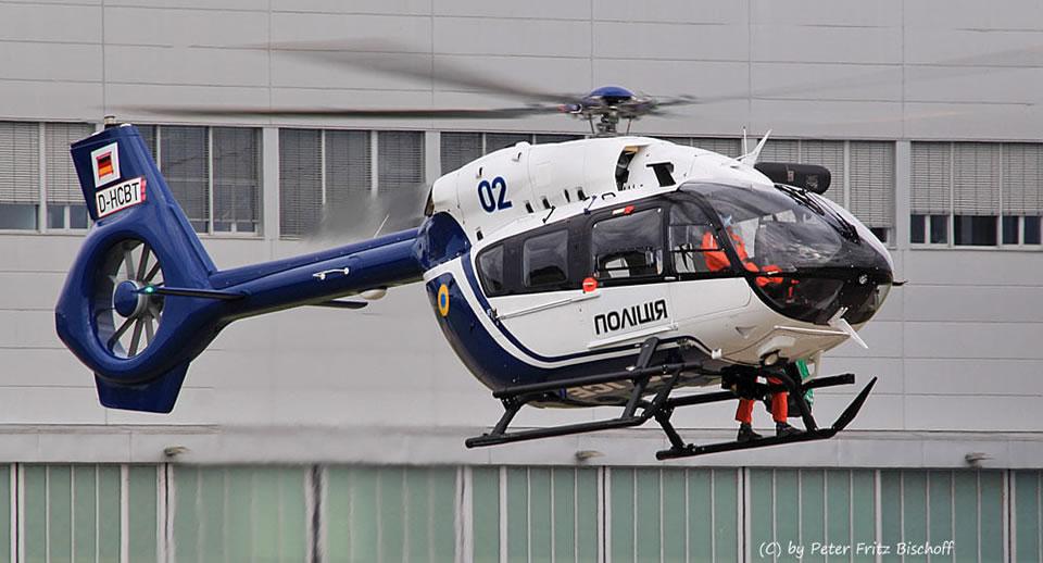 Вертолеты H145 готовятся для НПУ