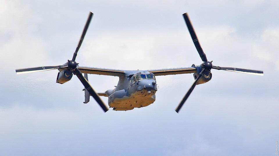 Американская авиация во вторник отработает воздушную дозаправку над Одесской областью