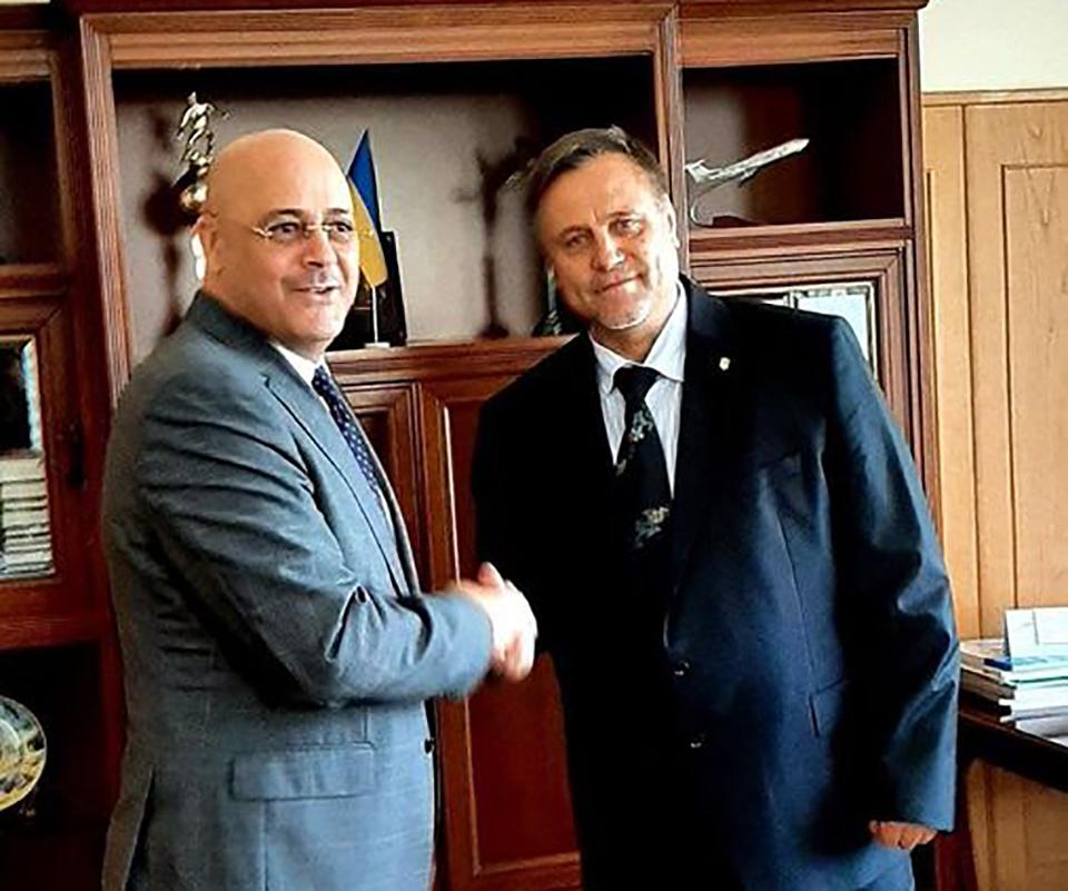 Харьковское авиапредприятие договорилось о сотрудничестве с Ливией