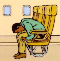 Выживание. Безопасность в самолете