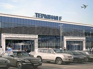 Год назад из терминала «F» Международного аэропорта «Борисполь» был осуществлены первые рейсы